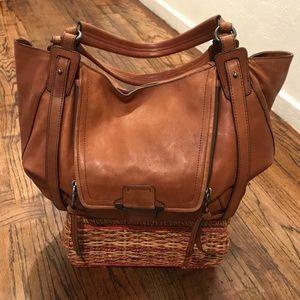 KOOBA Jonnie Leather Shoulder Bag